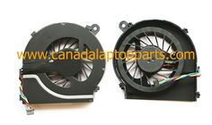 HP 2000-2A20CA Laptop Fan 640896-001 641024-001 657143-001
