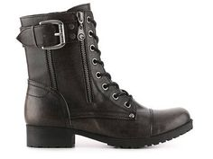 G by GUESS Borra Combat Boot | DSW