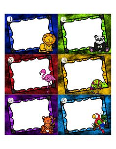 Cartes de tâches vierges *freebie Classroom Organization, Classroom Management, Class Displays, Carson Dellosa, Teaching French, Daily 5, Task Cards, Teaching Resources, Projects To Try