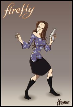 River Tam by ~Kristele on deviantart #Firefly