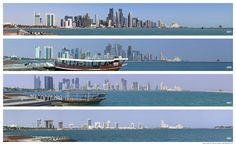 a look at doha's rapid architectural growth