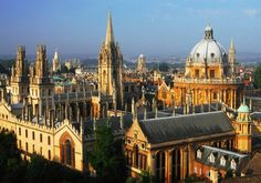 Dreaming spires of Oxford, where I spent one of the most defining summers of my high school years.