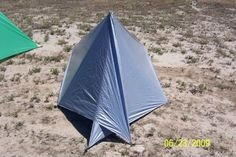 High wind rig for tarp