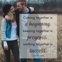 coming together is a beginning keeping together is progress working together is success, henry ford, quote, quote about teamwork, quote about success Leader Quotes, Leadership Quotes, Success Quotes, Coaching Quotes, Teamwork Quotes Motivational, Positive Quotes, Inspirational Quotes, Wisdom Quotes, Life Quotes
