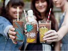 9 Fun #Chocolate Drink Recipes to Give a Try | All Women Stalk