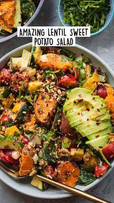 Healthy Desayunos, Veggie Recipes Healthy, Vegan Dinner Recipes, Healthy Meal Prep, Vegan Dinners, Whole Food Recipes, Vegetarian Recipes, Healthy Eating, Cooking Recipes