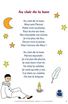 French Language Lessons, French Language Learning, French Lessons, French Baby, French Kids, French Basics, French Poems, Circle Time Songs, French Education