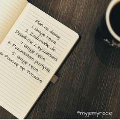 Jak tam niedziela w Waszym wydaniu? Czy któryś  z punktów z tej listy udało Wam się dziś zrealizować? Pamiętajcie o dniu babci i dziadka! :) #myjemyrece #calapolskamyjerece