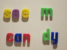 Itsabouttimeteachers: Word Work, the Reading Recovery Way - Pt. Kindergarten Reading, Teaching Reading, Guided Reading, Reading Tutoring, Reading Strategies, Reading Activities, Summer School Themes, School Ideas, Reading Recovery