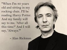 Harry Potter will always be cool. Always.