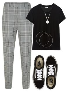 """#95"" by mintgreenb on Polyvore featuring Alexander Wang and Vans"
