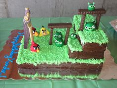 20 Very Cool Video Game Cakes | GeekNation