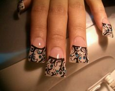 Jersylicious nails
