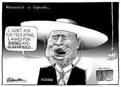 20160221weUganda - Meanwhile in Uganda, Brandan covers the elections