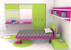 折叠家居没有发展空间?欣赏一下国外的经典设计 Murphy Bed, Lounge, Couch, Furniture, Home Decor, Chair, Airport Lounge, Foldable Bed, Drawing Rooms