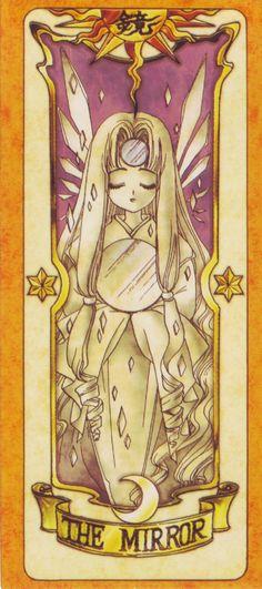Clow Cards (Cardcaptor Sakura) - Mirror Card - always my favorite. Cardcaptor Sakura, Syaoran, Manga Anime, Anime Art, Disney Marvel, Disney Pixar, Sakura Wallpaper, Sailor Moon, Sakura Card Captors