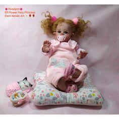 ImageShack - Rosalynn Elf Flower Fairy by Eleni Xenaki Soap Melt And Pour, Pure Soap, Luxury Soap, Fairy Princesses, More Photos, Face And Body, Elf, My Etsy Shop, Teddy Bear