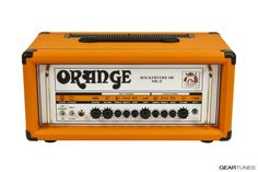 From the GearTunes library of tone ~ the Orange Rockerverb 100 MK II ~ click it to hear it :)