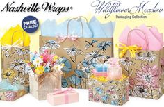 Wildflower Meadow Collection from Nashville Wraps!