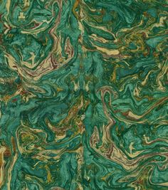Hgtv Home Upholstery Fabric 54 Marbleized Teal