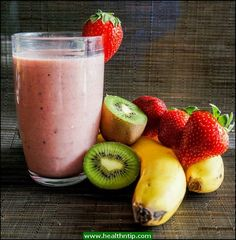 3 Healthy Smoothies Recipes to Control Blood Pressure