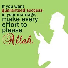 Please Allah for a success in every sphere of life. Alhamdulillah