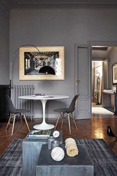 #grey #living room