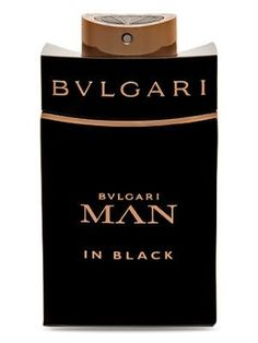 Bvlgari Man In Black for men 2014 Interesting notes: including rum and spices, tuberose, iris absolut, leather, benzoin, tonka bean and guaiac wood....