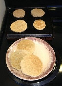 Oatmeal Pancake recipe (egg free, gluten free, dairy free) - Natural Parents Network