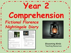 Year 2 SATs style comprehension - Florence Nightingale's Diary