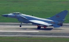 Chinese J-10B Fighter Jet ~ Chinese Military Review
