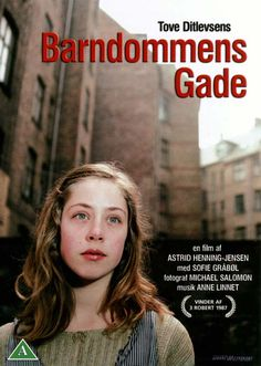 1986-A-17 | Astrid Henning-Jensen | Barndommens Gade | 1986 Danmark Series Movies, Hd Movies, Movies To Watch, Movies And Tv Shows, Movie Tv, Tv Series, Films, Danish Movies, 80s Tv