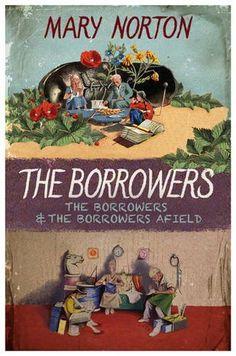 Borrowers 2 In 1 Mary Norton 9781444005813 Amazon Books