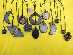 Ciondolo-di-Shungite-Schungit-stone-pendant-COLGANTE-shungit-Amulett