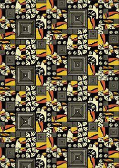 via Surfaces Patterns