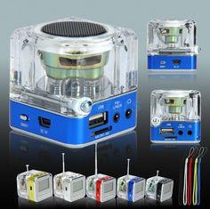 >> Click to Buy << NIZHI TT-028 multi-function speaker LED Display Portable Stereo Mini Speaker USB fm radio SD for ipnone/Ipad/Samsung/ipod/MP3/PC #Affiliate