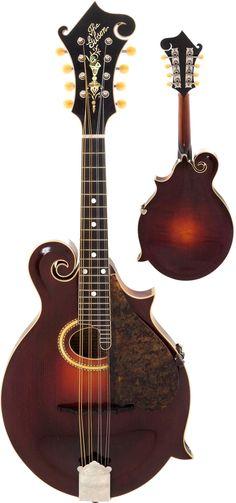 [ƒrettedchordophone 2016] 1918 Gibson ƒ4 Mandolin --- https://www.pinterest.com/lardyfatboy/