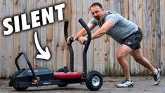 Torque TANK M1 Weight Sled Review: The Ultimate Home Gym Sled - YouTube