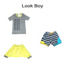 boy look seleccionado por mamasmolonas Boys Playing, Rock Style, Tops, Women, Fashion, Rocker Chick, Prize Draw, Little Girl Clothing, Moda
