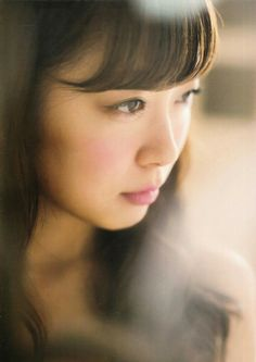 "NMB48 Miyuki Watanabe ""Sexy Koakuma Milky"" on Bessatsu Young Champion Magazine"