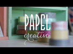 Papel Creativo - Material para Scrapbooking