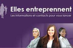 L'APCE et le Ministère des Droits des femmes viennent de lancer un site d'information pour les femmes qui souhaitent créer ou reprendre une entreprise.