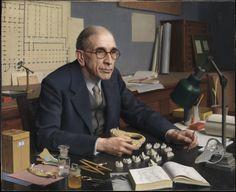 Meredith Frampton 'Sir Clive Forster-Cooper', 1945 © Estate of Meredith Frampton