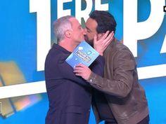 TPMP : découvrez pourquoi Samuel Etienne et Cyril Hanouna se sont embrassés !