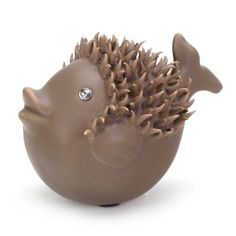 Simply Chic Ceramic Fish Small,Statues & Sculptures
