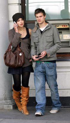 Keira Knightley and jamie