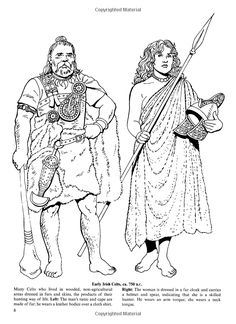 celtic fashions