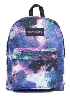 Mochila escolar Cavalier estampada universe - Enluaze Loja Virtual   Bolsas, mochilas e pastas