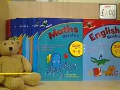 Maths & English books