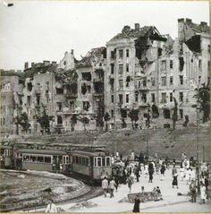 1945. Moszkva tér